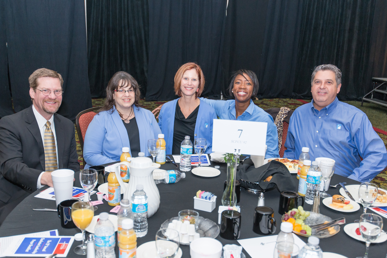 SCFCU Table Photo